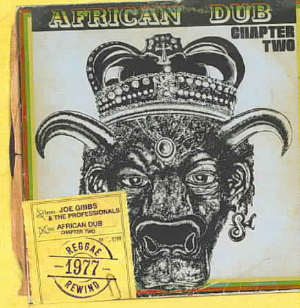 AFRICAN DUB CHAPTER 2 BY GIBBS,JOE (CD)