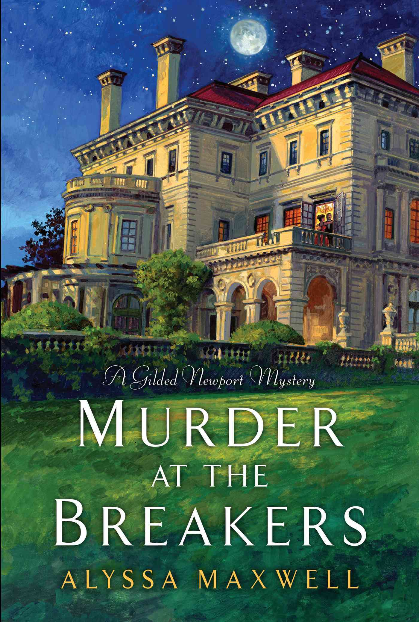 Murder at the Breakers By Maxwell, Alyssa